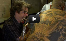 Video: SF Virtuoso Tattoo Artist Grime at Work