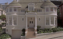 Inside The Mrs. Doubtfire House