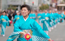 The Rite of Spring: Hanami SF Style