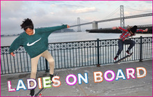 9 Kick Ass Female Skaters in SF