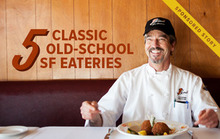 Five Classic Old-School SF Eateries