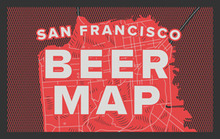 San Francisco Beer Map