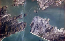Behold! San Francisco From Space