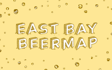 East Bay Beer Map