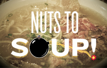 Nuts to Soup!