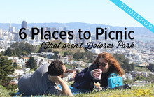 6 SF Picnic Spots That Aren't Dolores Park