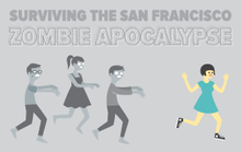 Surviving the San Francisco Zombie Apocalypse