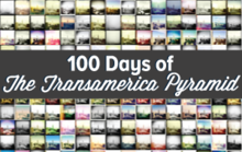 100 Days of the Transamerica Pyramid