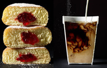 """Cut Foods"" Photos Neatly Slice Meals into Something Cool"