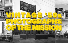 Vintage '50s Photographs of the Mission