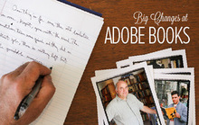 Big Changes at Adobe Books