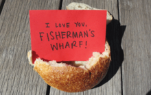 I Love You, Fisherman's Wharf!