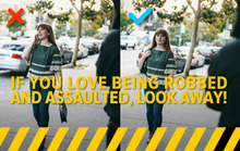 If You Love Being Robbed and Assaulted, Look Away!
