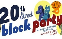 Eat and Rock Your Face Off at NoisePop's 20th Street Block Party