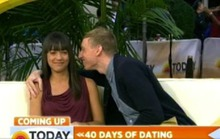 40 Days of Dating Gets on The Today Show
