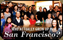 Who Actually Grew Up in San Francisco?