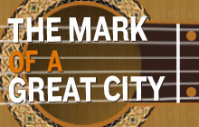 The Mark of a Great City