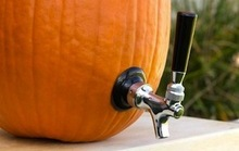 Yes, You Do Need to Drink Beer from a Pumpkin