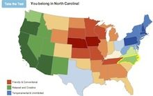Which State Do You Really Belong In?