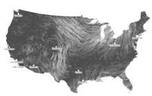This Wind Map Will Blow You Away