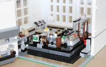 The Newest Blue Bottle Cafe Is Made out of Legos