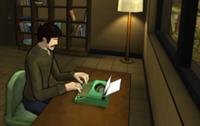 The Novelist: A Video Game for Our Angsty Lives