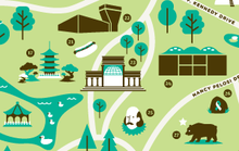 An Illustrated Guide to Golden Gate Park