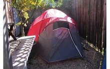 Renting a Tent in the Bay Area Now $700/Month