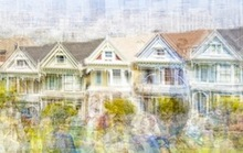 Beautiful Photos of SF That Look Like Impressionist Paintings