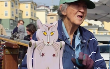 The Alemany Farmers' Market Cat Lady Needs Help
