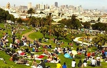Spend Tonight in Dolores Park Before Tomorrow's Big Closures