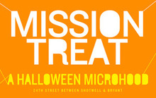 Halloween Microhood: Mission Treat