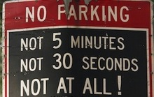 SF and Oakland Top the Worst Cities for Parking