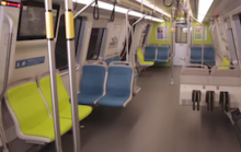 Check Out the New BART Car Design!