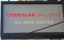 Meridian Gallery in Danger of Eviction