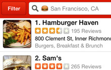 You Can Now Use Emojis in Yelp Searches