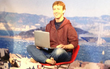 Grope Mark Zuckerberg at Fisherman's Wharf This Summer