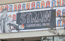 Step Right Up to Straw's Carny Eats